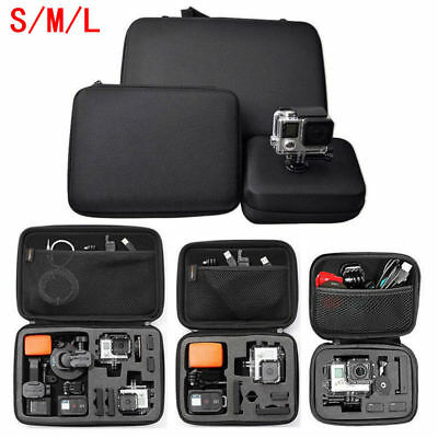 Sports Camera Travel Carry Case Storage Protective Bag Box for GoPro Hero 6 5 4