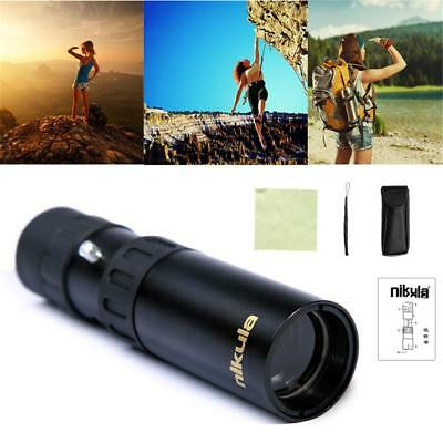 Original binoculars Nikula 10-30x25 Zoom Monocular high quality Telescope Pocket