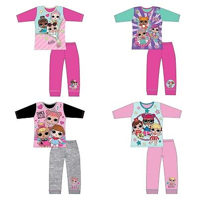 LOL SURPRISE PYJAMAS BOYS GIRLS KIDS CHILDREN TODDLER PJS  4 - 10 Years