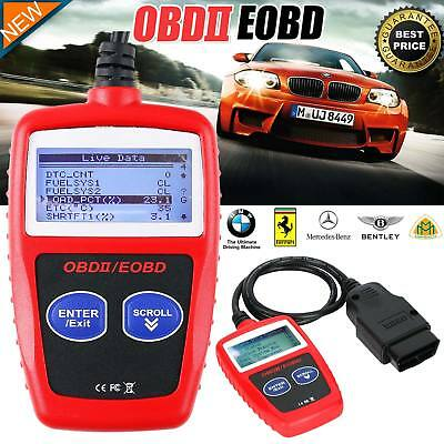 Car Fault Code Reader Scanner Obd2 Obd Strumento diagnostico veicolo Citroen Bmw