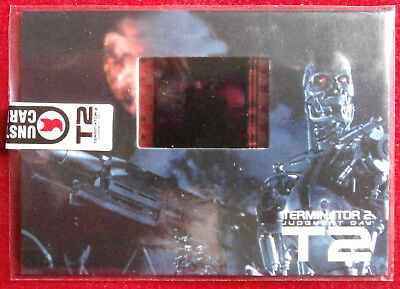 TERMINATOR 2 - JUDGMENT DAY - T2 - Film Cell Card FC1 - Unstoppable Cards 2017