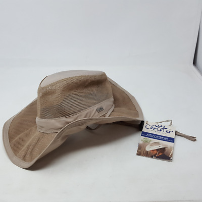 c0bbdd9d36740 Conner Hats Men s Airflow Light Weight Supplex Outdoor Hat