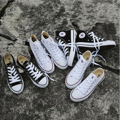 2019 ALL STARs Men's Chuck Taylor Ox Low High Top shoes casual Canvas Sneakers