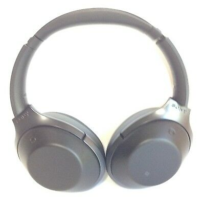 Sony WH-1000XM2 Noise Canceling Headphones WH1000XM2 Black A-Grade FREE SHIP