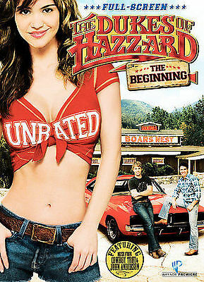 The Dukes of Hazzard: The Beginning (Unrated Full Screen Edition) [DVD] NEW