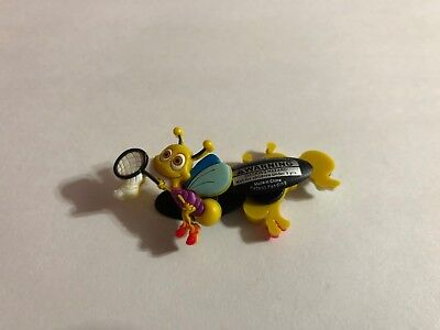 Get 2 Same Charms - Bee with Net Shoe-Doodle Bee Shoe Charm for Crocs CRT017