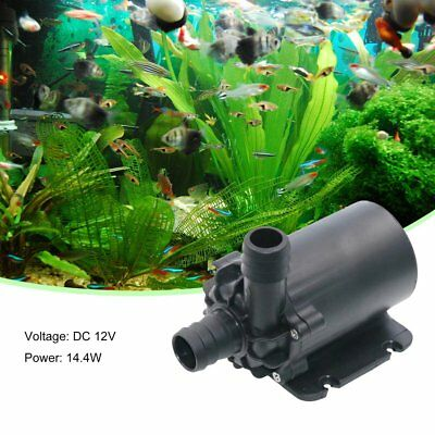 Bluefish Water Pump Magnetic Isolation Copper Motor Brushless Submersible Pump