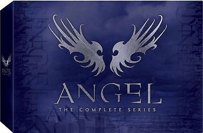 Angel:The Complete Series Collection (DVD, Box Set) Seasons 1-5 NEW