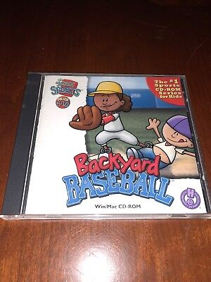 Backyard Baseball 1999