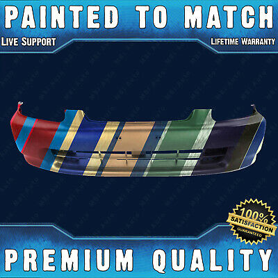 NEW Painted To Match - Front Bumper Cover Replacement for 1996-1998 Honda Civic