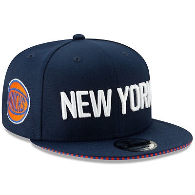 big sale 12d1c 473e1 NEW YORK KNICKS NY New Era 9FIFTY NBA City Edition Snapback Cap Hat City  Series