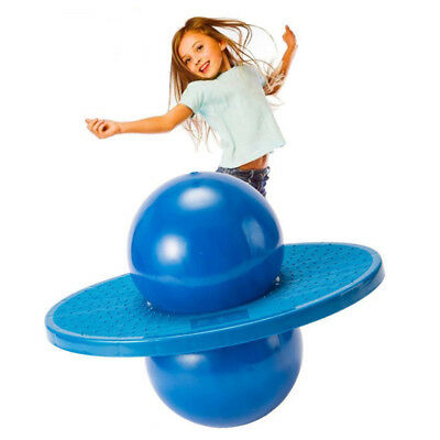 Adult Kids Large Jump Bounce Space Hopper Retro Ball Outdoor Garden Toy UK Stock