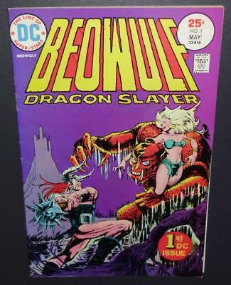 Beowulf #1 1975 7.0-7.5 Ricardo art; 1st issue! BV$8 62%Off Only $3