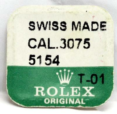 Brand New Genuine Rolex Part 3075-5154 Minute Wheel 12 Hour For Gmt