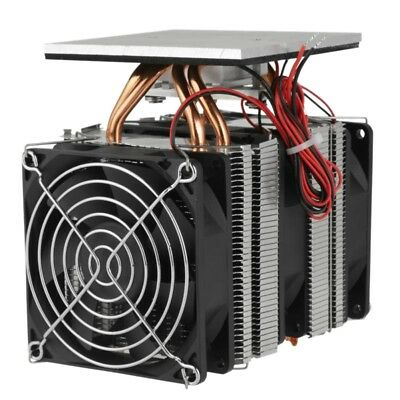 12V 120W Thermoelectric Peltier Refrigeration Cooling System Kit Semiconducto Q9