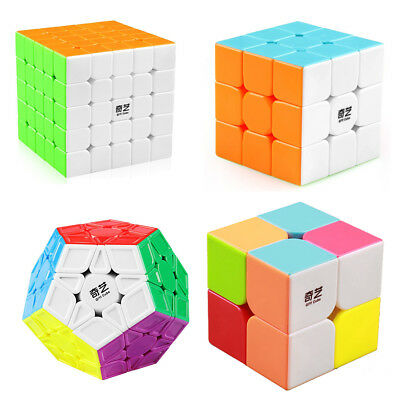Fast Speed Cube 3x3 Super Smooth Rubik Magic Cube Twist Puzzles Educational Toys
