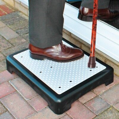 Easy Half Step Elderly Mobility Aid Non Slip Home Stair Car Bath Disability Help