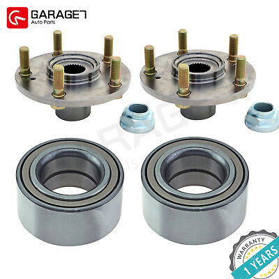 1999 fits Acura CL Front Wheel Bearing Assembly One Bearing Included with Two Years Warranty Note: 2.3 Liter L4 FWD
