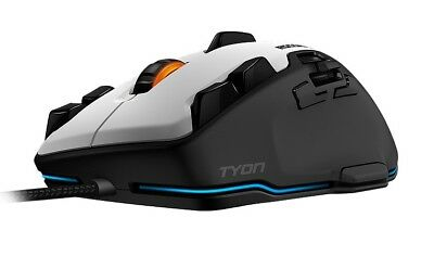 [B-Ware] ROCCAT Tyon Multi-Button Gaming Mouse Maus Computer Weiß 8000 DPI