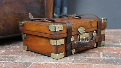 Impressive English Antique Cartridge Case by Army & Navy
