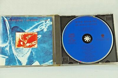 Dire Straits On every streets 1st France PDO cd no ifpi