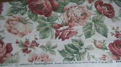 Other Vintage Fabric 1930 Now Fabric Linens Textiles 1930 Now