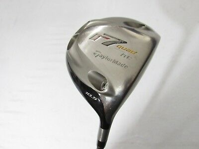 TAYLOR MADE R7 QUAD HT DRIVER (2019)