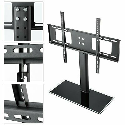 Table Top Desk TV Stand Mount Bracket Shelf 32 to 70 inch LED LCD For LG Sony AU