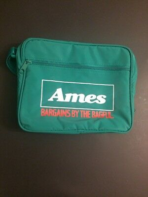 Vintage Unused AMES Department Store Bargains By The Bagful Insulated Lunch Bag