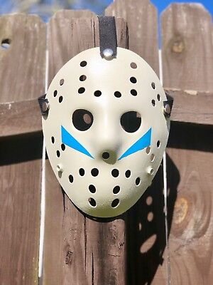 Friday The 13 Part 5 Roy Custom Made Mask Jason Voorhees-high Quality- Design 1