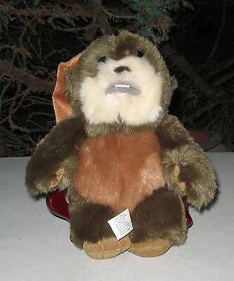 Disney Plush Star Wars Ewok Plush