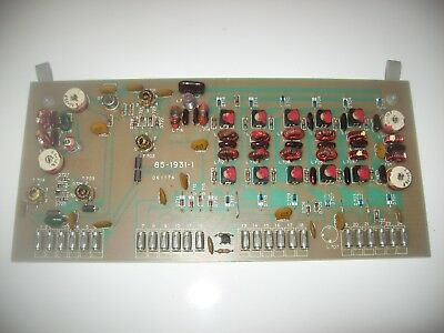 HEATHKIT SB-104A RECEIVER CIRCUIT BOARD G Front End 85-1931-1