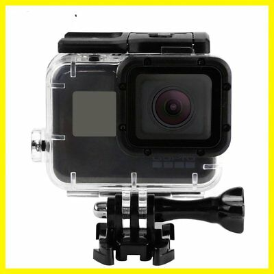 Housing Case Waterproof Case Cover Diving Protective Shell for Go Pro 7 BJ