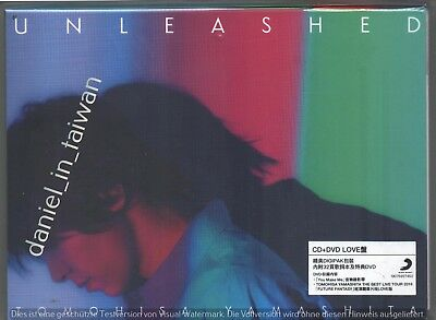 Tomohisa Yamashita: Unleashed - Love Version (2018) CD & DVD & 32p BOOKLET NEW