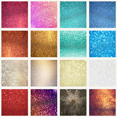 Glitter Colorful Photography Background Multi Type Photo Backdrop 3x5ft/5x7ft