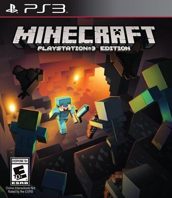USED PS3 Minecraft - PlayStation 3