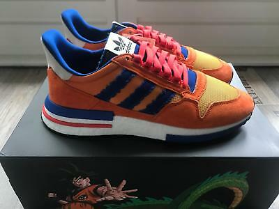 huge selection of 2473c f06db Dragon Ball Z x adidas ZX 500 RM Goku - EU 40 23