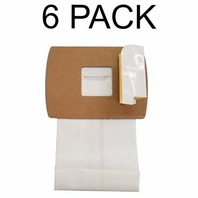 6 Oreck Buster B BB Housekeeper Allergy DVC Canister Portable Vacuum Bags