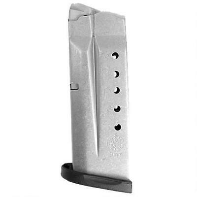Smith & Wesson S&W M&P Shield 9mm Luger 7-Rd Stainless Magazine 199350000