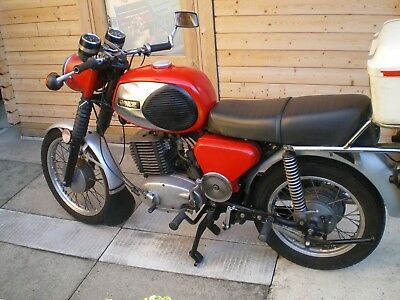 MZ TS 250 Supa 5, 1977, Completely Dismantled, Plus Lots Of MZ Supa 5 Spares !!
