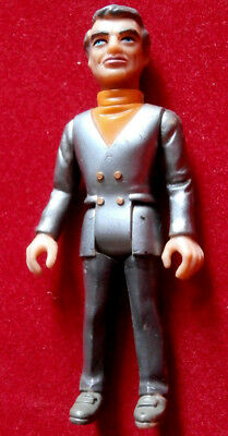 THUNDERBIRDS - JEFF TRACY - 3.5 inches - poseable - MATCHBOX 1992