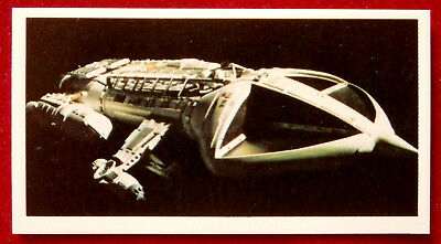 SPACE 1999 - Card #05 - EAGLES - BASSETT, 1976