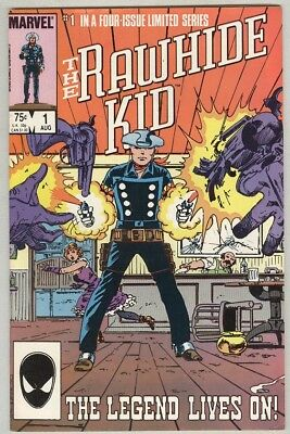 Rawhide Kid #2 August 1985 VG/FN First Issue