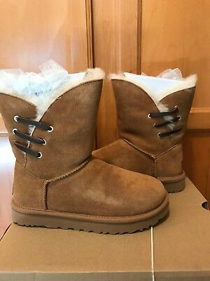 066e54154d0 NIB NEW AUTHENTIC UGG Australia Constantine Chestnut Brown Boots ...