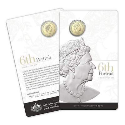 2019 $1 Double Effigy Uncirculated Coin