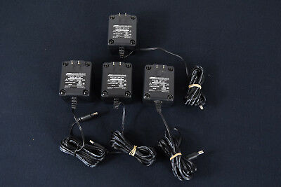 4 x Genuine Bose Adaptors 120V 93PS-123C