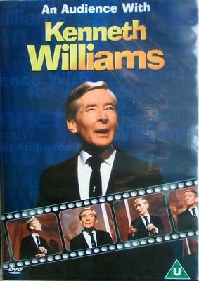 Kenneth Williams - An Audience With Kenneth Williams (DVD, 2002)