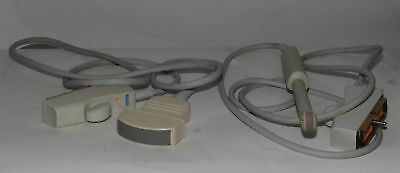 Siemens Acuson C3 Ultrasound Transducer &  Needle Guide Convex Array Probes
