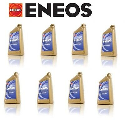SET OF 8 ENEOS CVT Transmission Fluid NS-3 for Nissian Infiniti +