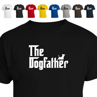 The Dogfather Parody Jack Russell Terrier Dog Lover T Shirt Gift 018